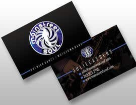 #39 untuk Design some Business Cards for a Music Band oleh IrmiyaBaraoil