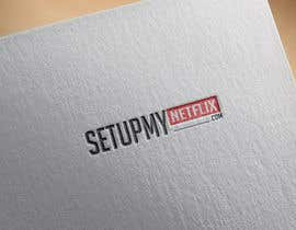 #39 untuk Design a Logo for setupmynetflix.com oleh OnePerfection