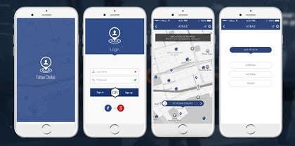 #7 untuk Design an App Mockup for Faltan Chelas oleh ankisethiya