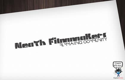#20 untuk Design a Logo for Neath Filmmakers oleh BDamian
