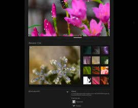 Nro 2 kilpailuun Simple website with lightbox and YM contact at header käyttäjältä bishakhghosh
