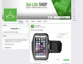 #7 untuk Design a Logo and Banner for www.unilifeshop.com oleh ARdesignLV