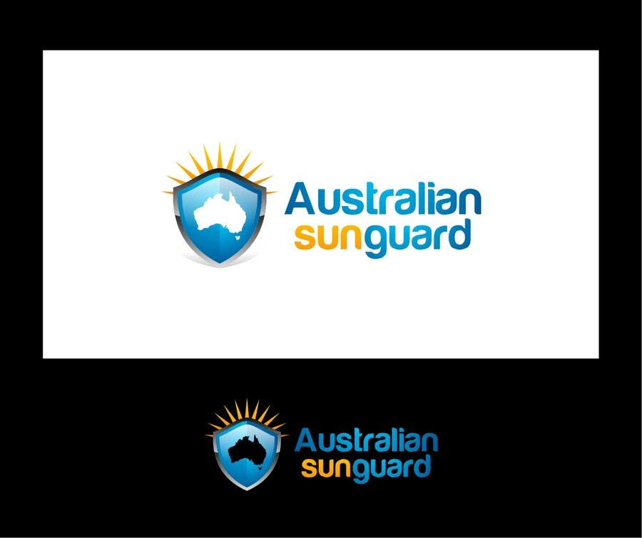 #90 for Design a Logo for Australian Sun Guard by jummachangezi