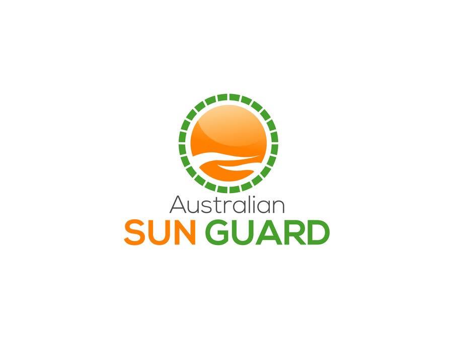 #44 for Design a Logo for Australian Sun Guard by texture605