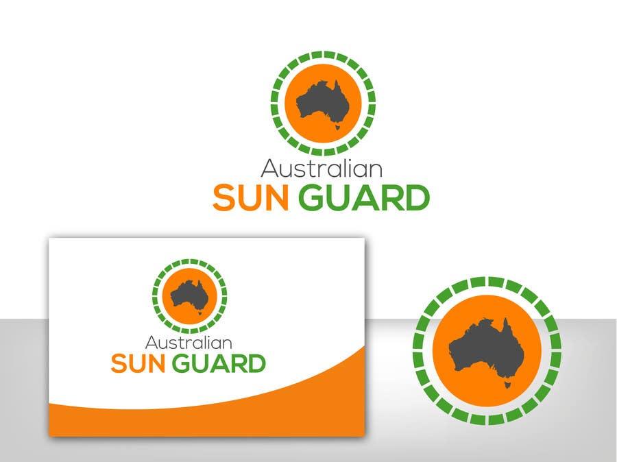 #108 for Design a Logo for Australian Sun Guard by texture605