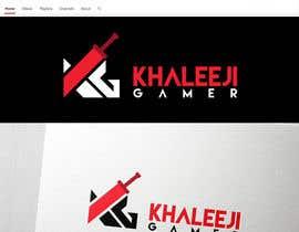 #28 untuk Logo for Khaleeji Gamer ( KG) oleh LiviuGLA93