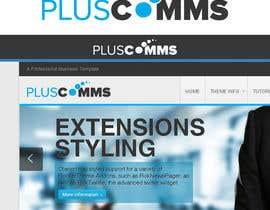 #55 untuk PlusComms Logo oleh digitalmind1