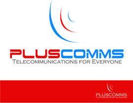 #6 para PlusComms Logo por Krcello