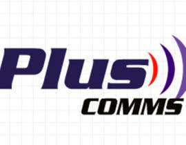 nº 49 pour PlusComms Logo par zeeshanmurad
