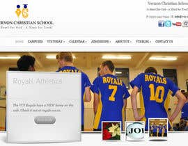 nº 59 pour Logo Design for Vernon Christian School par fidakhattak