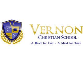 #90 para Logo Design for Vernon Christian School de osdesign