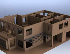 #1 for 3D Model and Paint my 2 Storey House. by vovan11609