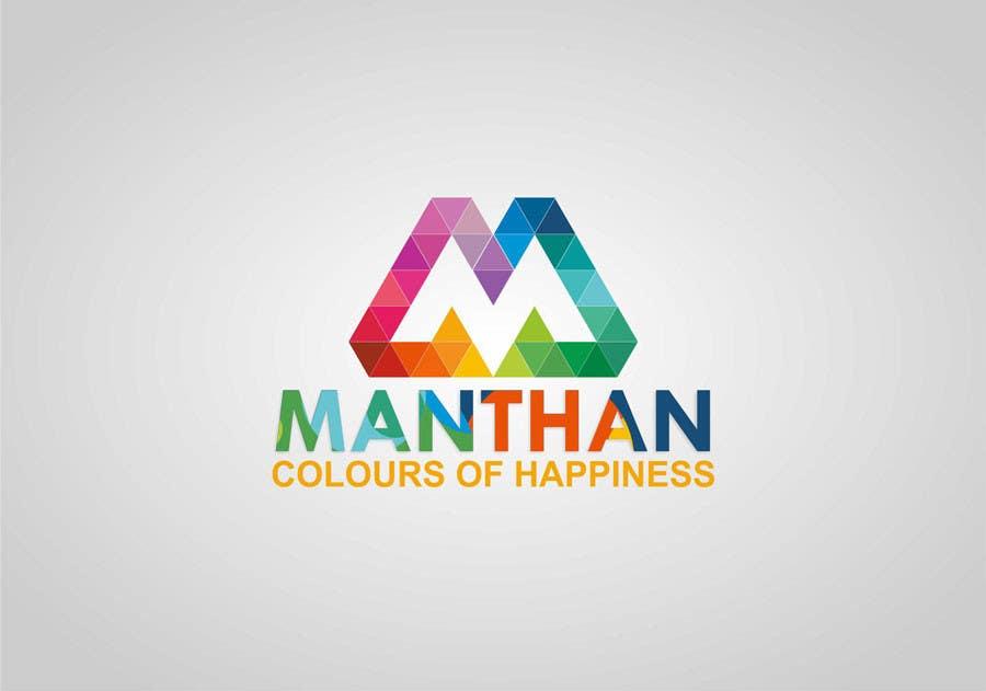 Penyertaan Peraduan #22 untuk Design a Logo for manthan