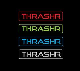 #75 untuk Design a Logo for Thrashr oleh alyymomin