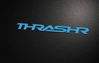 #138 untuk Design a Logo for Thrashr oleh eltorozzz