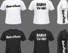 #13 untuk T-Shirt Design -- Some Customized Writing Styles oleh GeekyGrafix