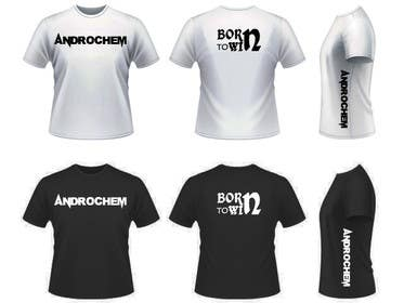 akritidas21 tarafından T-Shirt Design -- Some Customized Writing Styles için no 10