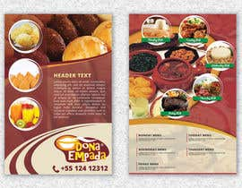 #17 untuk Design a Flyer for Snack and coffe shop oleh damirruff86