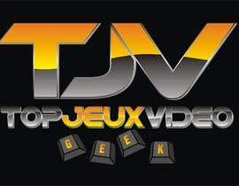 #52 untuk Concevez un logo for TOPJEUXVIDEO oleh BlajTeodorMarius