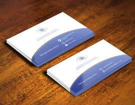 #43 untuk Design some Business Cards for  our new practice name oleh mohanedmagdii