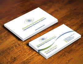 #133 untuk Design some Business Cards for  our new practice name oleh IllusionG