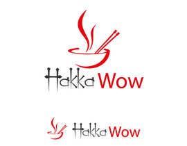 "#93 untuk Design a Logo for ""Hakka Wow"" oleh shawky911"