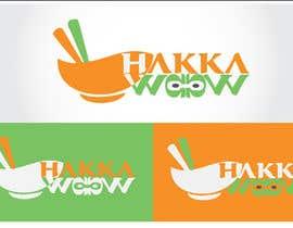 "#94 untuk Design a Logo for ""Hakka Wow"" oleh Masinovodja"