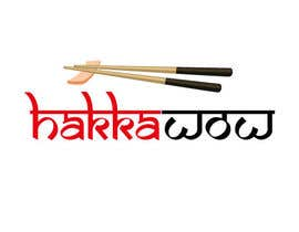 "#92 untuk Design a Logo for ""Hakka Wow"" oleh pogorellov"