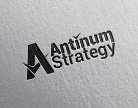 #68 untuk Design a Logo for Antinum Strategy oleh sinzcreation