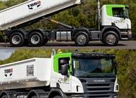 Graphic Design Kilpailutyö #155 kilpailuun Design our the colour scheme/artwork for our new trucks