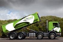 Graphic Design Kilpailutyö #44 kilpailuun Design our the colour scheme/artwork for our new trucks