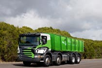 Graphic Design Kilpailutyö #115 kilpailuun Design our the colour scheme/artwork for our new trucks