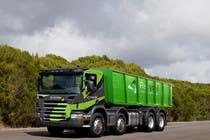 Graphic Design Kilpailutyö #137 kilpailuun Design our the colour scheme/artwork for our new trucks