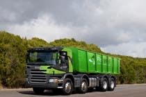 Graphic Design Kilpailutyö #138 kilpailuun Design our the colour scheme/artwork for our new trucks