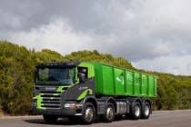 Graphic Design Kilpailutyö #139 kilpailuun Design our the colour scheme/artwork for our new trucks