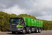 Graphic Design Kilpailutyö #166 kilpailuun Design our the colour scheme/artwork for our new trucks