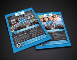 #32 untuk Design A Real Estate Flyer oleh JovanGettyGFX