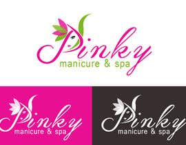 #54 for Design a Logo for Manicure & Spa Business by futurezsolutions
