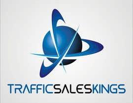 BlajTeodorMarius tarafından Design a logo for Traffic Sales Kings için no 6