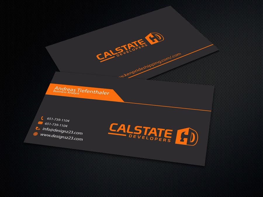 Entry 51 by allhajj17 for design some business cards for contest entry 51 for design some business cards for construction company reheart