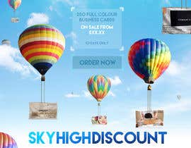 #18 untuk Design a Banner for marketing of a  print product (Air Balloon concept) oleh arvsmedia