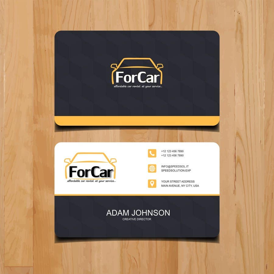 Entry 28 by hippodesigner for logo and visiting card design for contest entry 28 for logo and visiting card design for the car rental company magicingreecefo Gallery