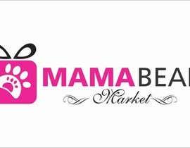 ata786ur tarafından Mama Bear Market Logo Design için no 51
