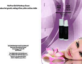 #12 untuk Brochure (beauty products) relaunch (of existing) oleh tinity1987