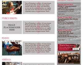 ifreestyledz tarafından Design a Website Mockup için no 7