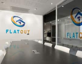 blueeyes00099 tarafından Design a Logo for FlatOut Company için no 16