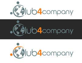 #201 for Logo for club4company by daimrind
