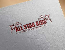 Archidox tarafından Design a Logo for All-Star Kids After-School Sports için no 62