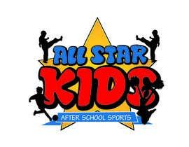 saif95 tarafından Design a Logo for All-Star Kids After-School Sports için no 70