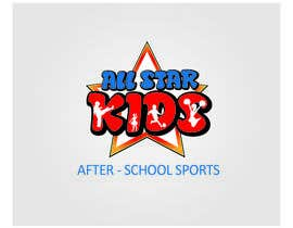 saif95 tarafından Design a Logo for All-Star Kids After-School Sports için no 79